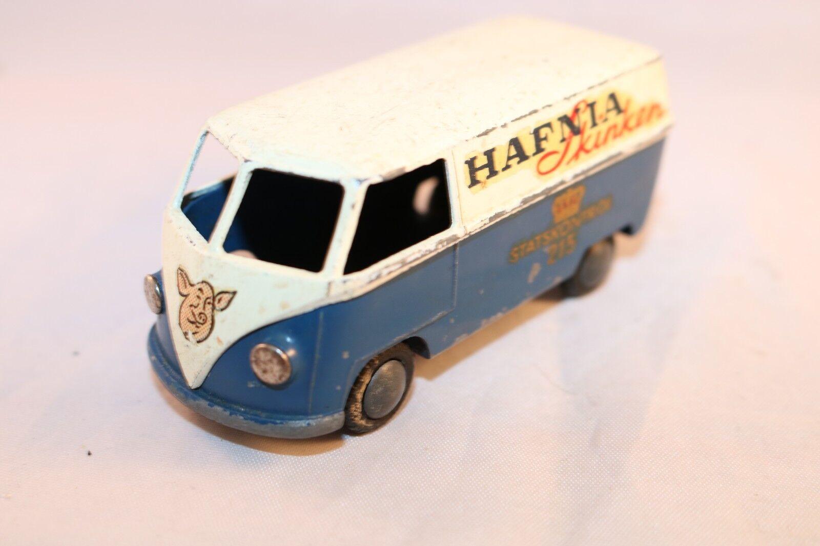 Tekno Denmark 413 Volkswagen  Hafnia Skinken  in all original condition scarce