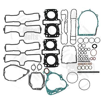 Upper Complete Engine Gasket Rebuilt Kit For Yamaha V-Max 1200 83-98 O-Ring