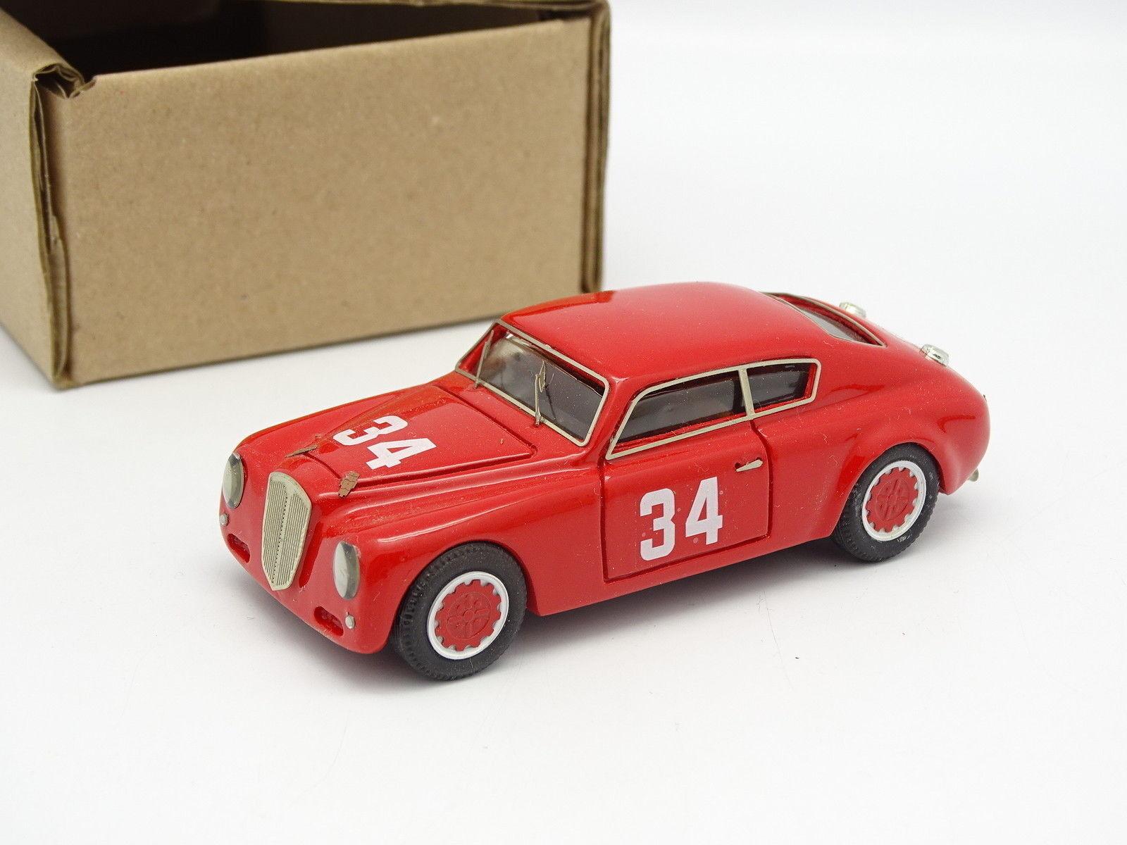 JOLLY Modelle Set aufgebaut SB 1 1 1 43 Lancia B20 Nr.34 Gewinner Targa florio 1952 5a33b3