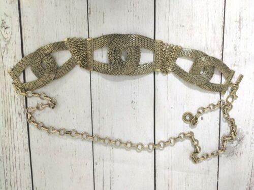 Antiqued Brass  Link Bracelet with 25x18mm Adventurine Cabochons