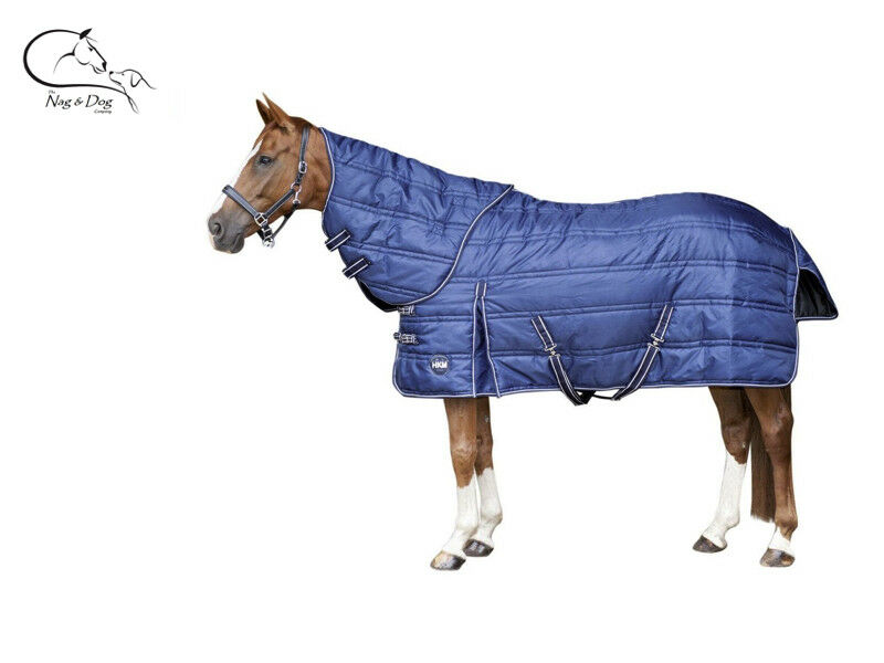 HKM innovación' ' Alfombra Estable caballo 200G Cuello Cuello Cuello Desmontable exterior 210D peso mediano ab306e