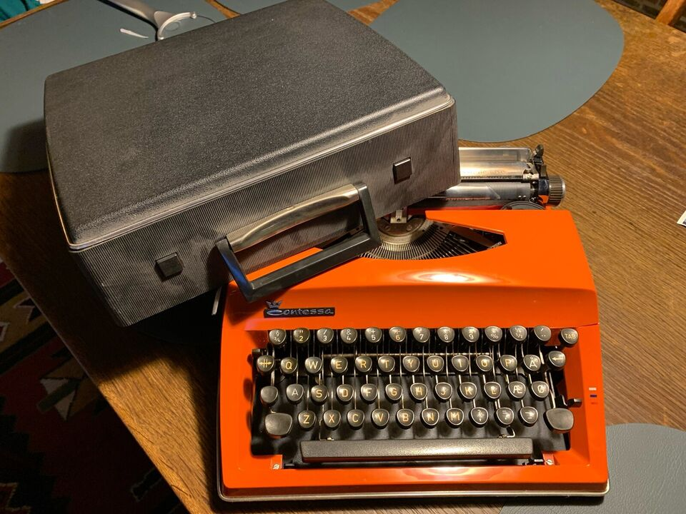 Skrivemaskine