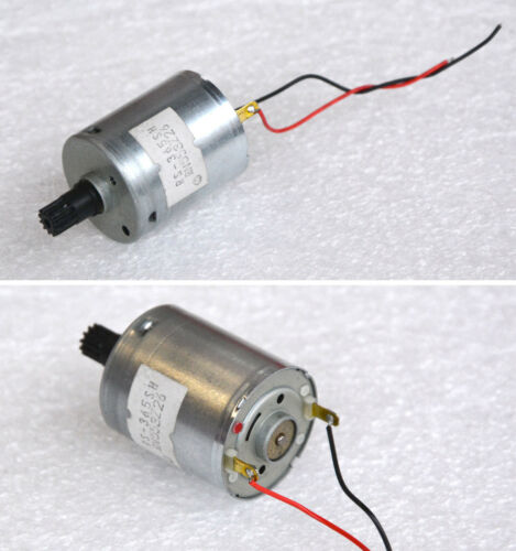 MABUCHI RS-365SH MOTOR RN553Z26 12-32VDC 0,08A 10500 RPM AUS EPSON TM-H6000 MOT5