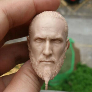 Blank-1-6-Scale-The-Ancient-Barbarian-Vikings-Head-Sculpt-Unpainted-Fit-12-034-Body