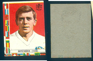 Gerry-Hitchens-Inghilterra-MONDIALI-CALCIO-CILE-1962-NUOVO-n-132