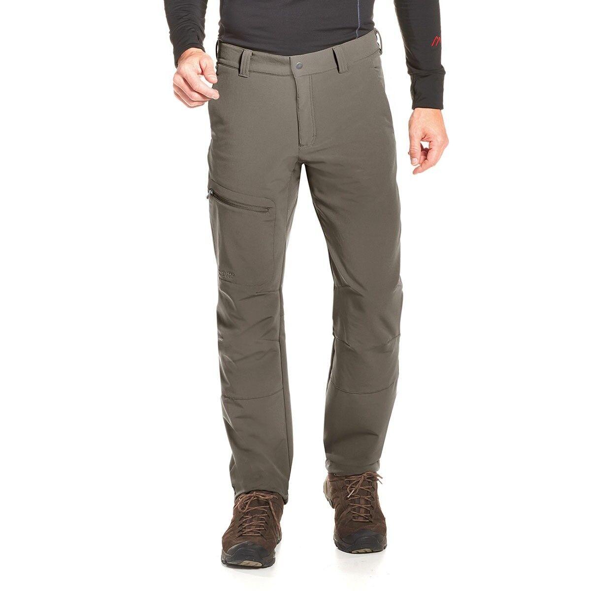 Maier Deportes Herrmann función pantalones  Teak  solo cómpralo
