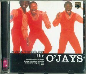 The-O-039-Jays-The-Classic-Philadelphia-Years-Cd-Perfetto