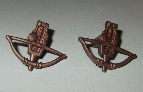Nano bronzo cavalieri 22066 2x Hand-Mauro