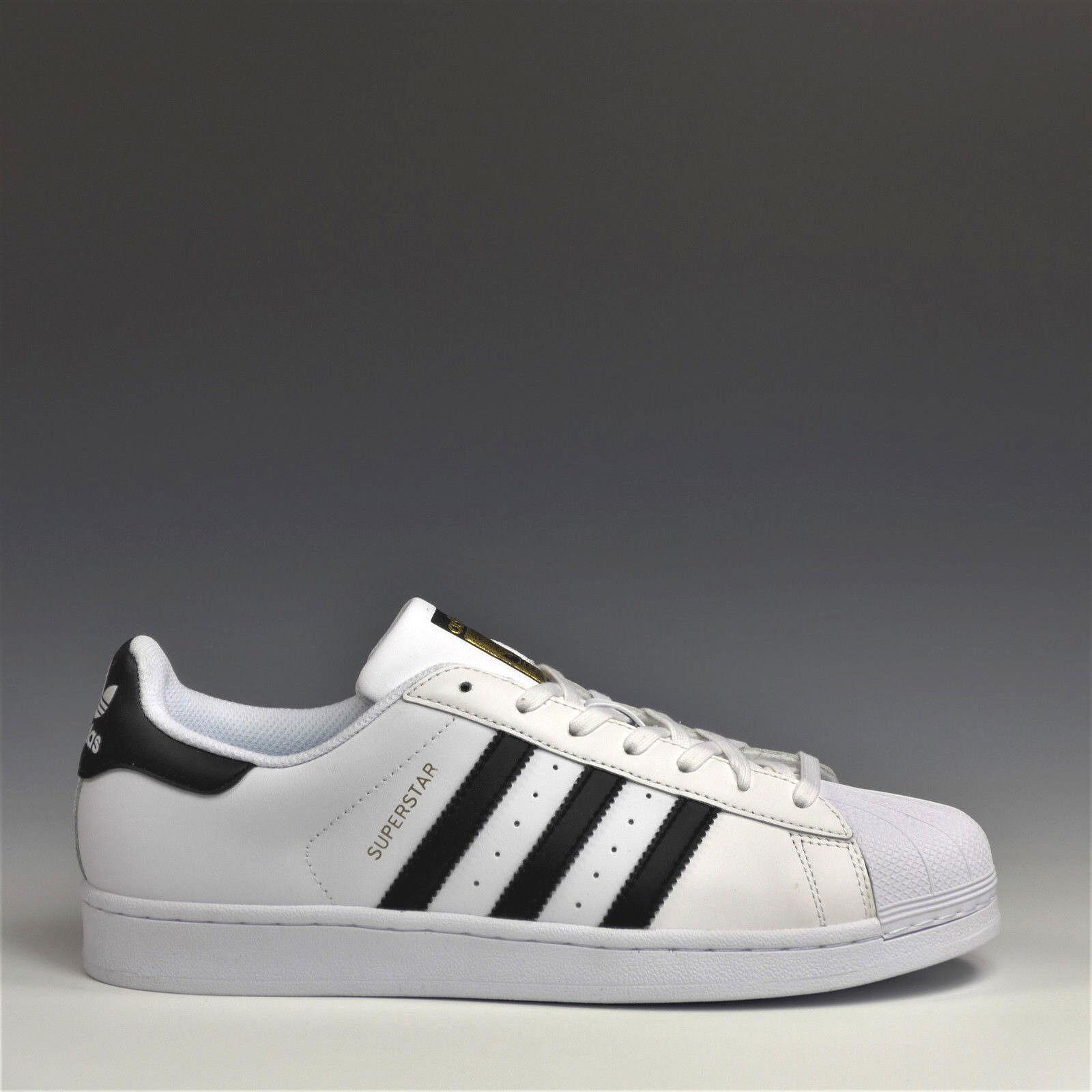 ADIDAS Originals Superstar c77124 Sneaker Scarpe da Uomo Nuovo