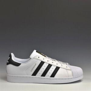 Scarpe Adidas Originals uomo Sneaker C77124 Superstar da Novità HnwpvHqrx8
