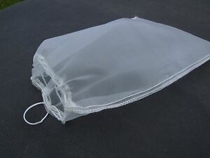 FRUIT-FOOD-NET-BAG-FINE-NYLON-MESH-DRAW-STRING-DRAINING-SIEVE-FILTER-BAG-2-SIZES