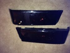 Blacked out rear lights for 89-91 Civic Hatchback