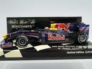 Minichamps-1-43-Mark-Webber-Red-Bull-RB5-14-Chinese-GP-F1-2009-400090114