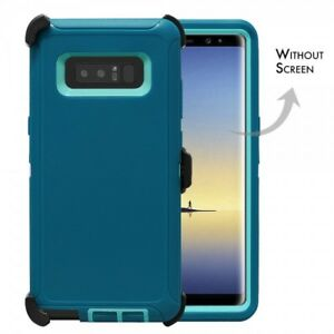 buy popular ee594 203c9 Details about For Samsung Galaxy Note 8 Defender Case Cover [Belt Clip Fits  Otterbox] CY TL