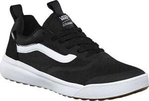 shop unique design wholesale outlet Details about Vans UltraRange Rapidweld Sneaker (Men's / Women's Shoes) in  Black/White Mesh