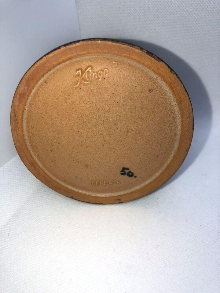 Vase. Keramik, Ukendt