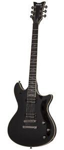 Schecter 2565 Tempest Blackjack Black Gloss Electric Guitar