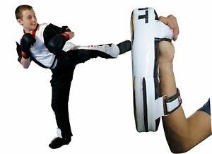 Junior-Kick-Boxing-Target-Arm-Pad-Taekwondo-Karate-Focus-Muay-Punch-Mitts-MMA