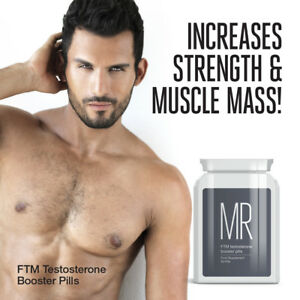 Mr Ftm Testosterone Booster Pills Transgender Masculinise T Booster Lgbt For Sale Health Care