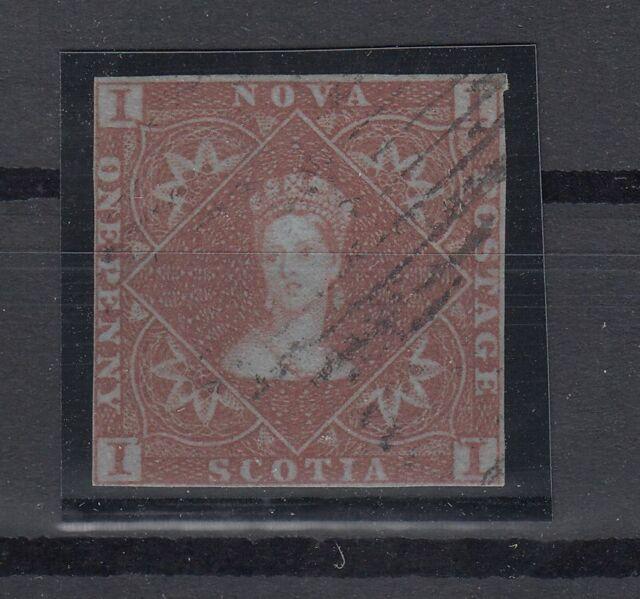 I3620/ CANADA – NOVA SCOTIA – SG # 1 USED CERTIFICATE – CV 620 $