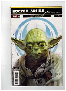 STAR-WARS-DOCTOR-APHRA-23-1st-Printing-Galactic-Icons-2018-Marvel-Comics