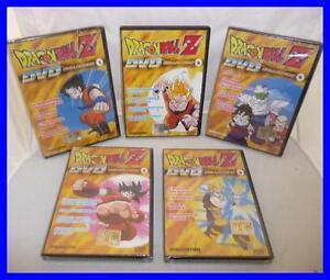 DVD Nuovo ORIGINALE DRAGONBALL Z NUMERO 1 Con 4 EPISODI Doppio Audio SuperPrezzo