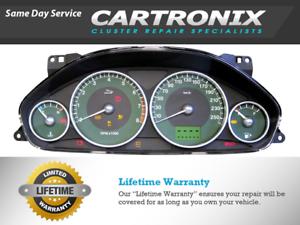 Image Is Loading Jaguar X Type Instrument Cer Clocks Dash Sdometer