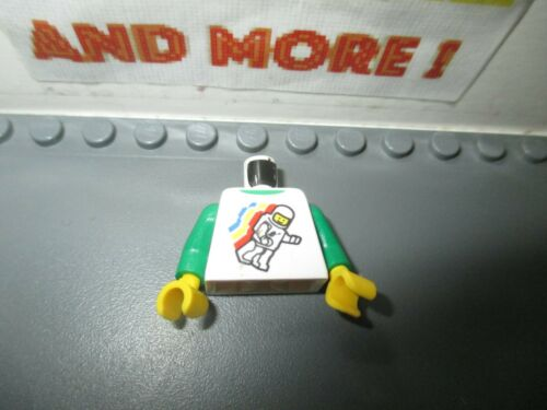 Lego-minifigures-city classic torso for minifigs-choose model