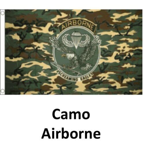 Grande 5FT x 3FT Stati Uniti Militari Bandiera Army Aeronautica Marina Seals