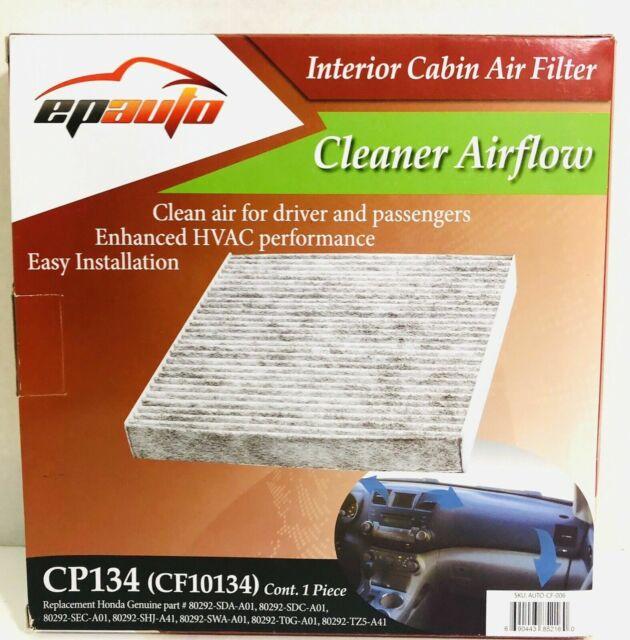 EPAuto CP134 Honda Acura Replacement Premium Cabin Air