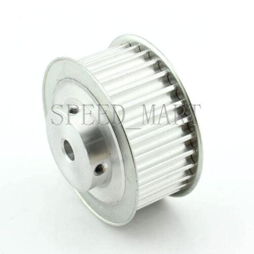 HTD 8M-30T-32W Aluminum Timing Belt Pulley 30 Teeth 10mm Bore Stepper Motor