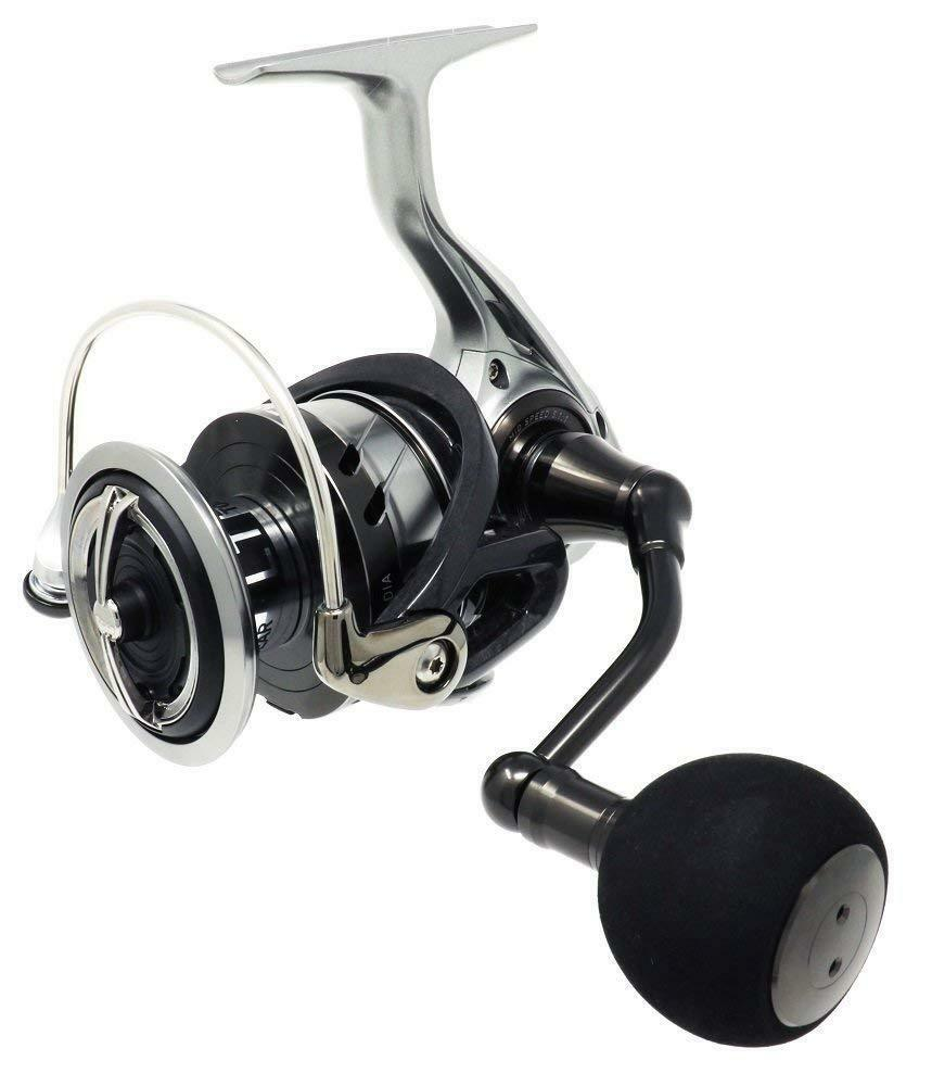 Daiwa 18 CALDIA LT6000D Spinning Reel LIGHT TOUGH ABS II Nuovo