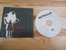 CD Pop Autolux - Turnstile Blues (1 Song) Promo FULL TIME HOBBY