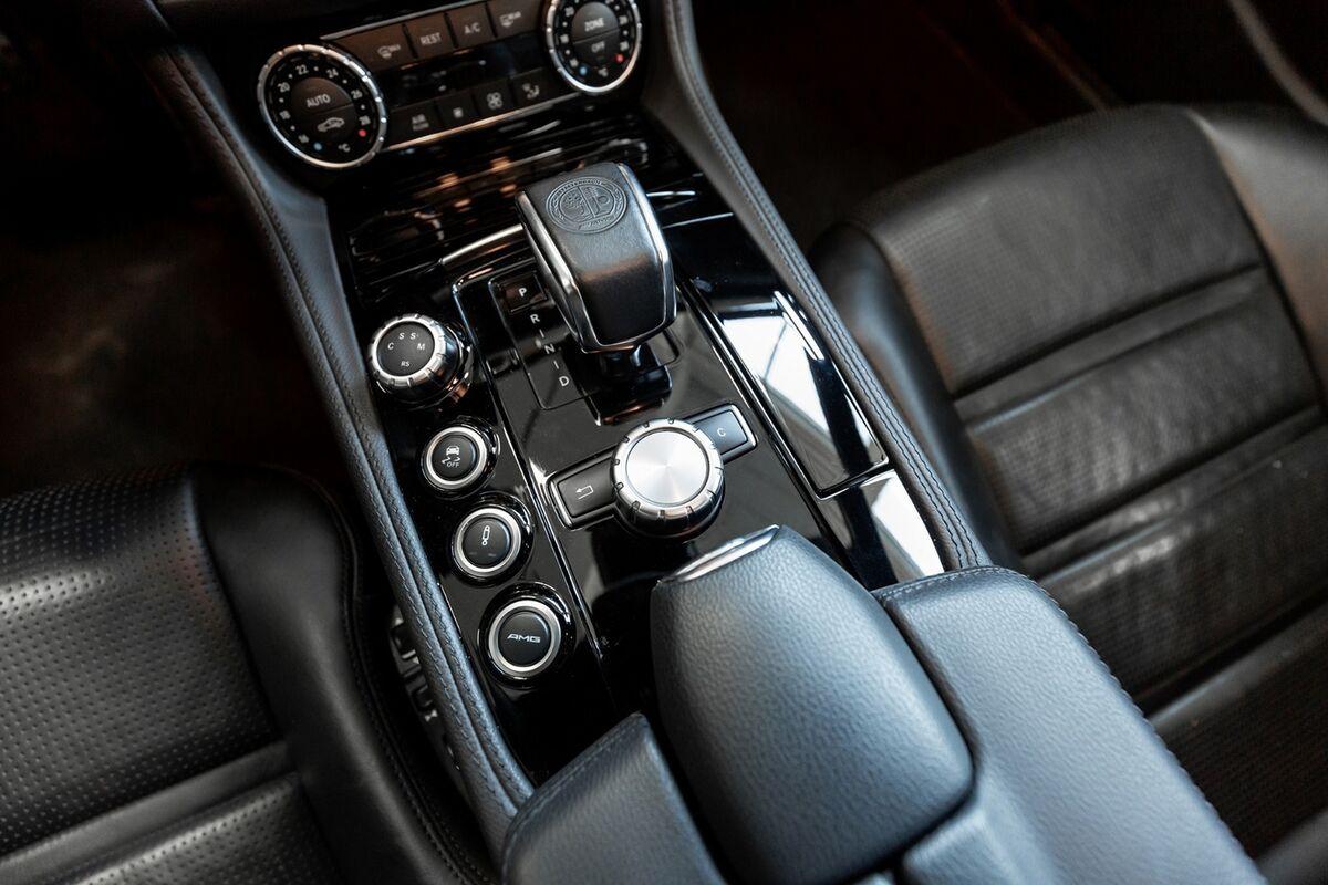 Mercedes CLS63 AMG SB aut.