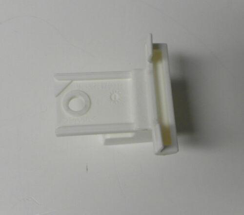 4760073 ORIGINALE Miele Coperchio dispositivi di bloccaggio pezzo morsetto Asciugatrice n