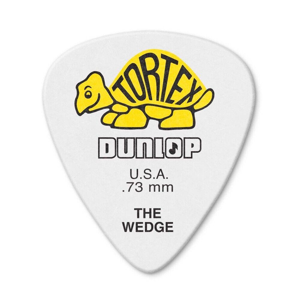 Jim Dunlop 424 Tortex Wedge 0.73 mm mm mm x36 Plectros guitarra pick  en venta en línea