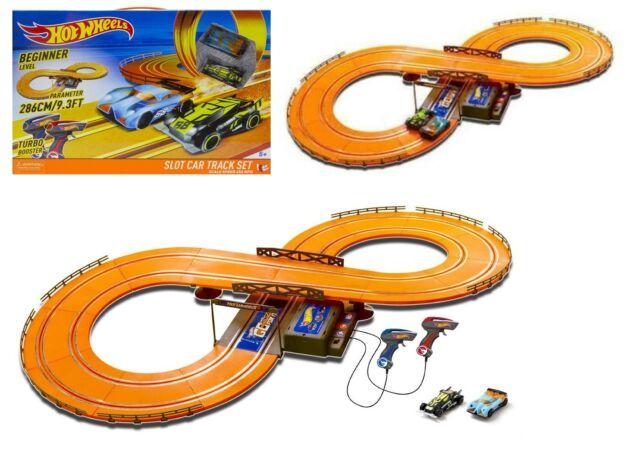 Hot Wheels Slot Car Track Set Beginner Level Big Ages 50th Anniversary  Edition for sale online | eBay | Advanced Wiring Slot Car Track |  | eBay