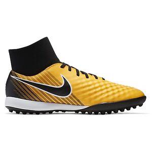 5f86e4d493321 Nike Magista Onda II TF Turf 2017 Dynamic Fit DF Soccer Shoes Orange ...