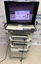 Storz Endoscopy Hysteroscopy System Withcart Camera System Printer Xenon Light