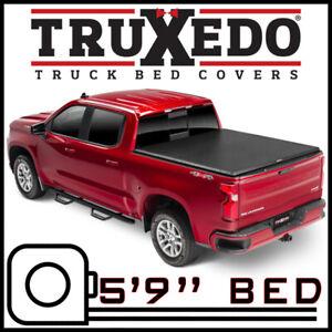 """TruXedo TruXport Tonneau Bed Cover for 2019-2021 Silverado 1500 w/ 5' 9"""" BED"""