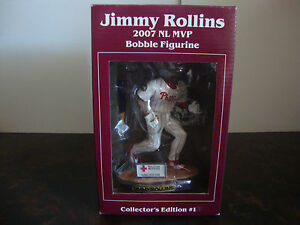 Jimmy Rollins Bobblehead #1---Stadium Giveaway---2008