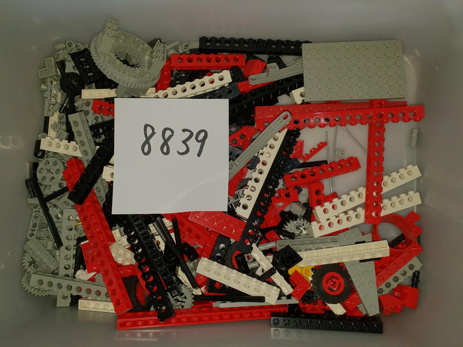 Lego Technic supply ship 8839