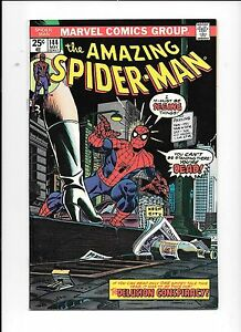 The-Amazing-Spider-Man-144-May-1975-full-appearance-of-Gwen-Stacy-clone