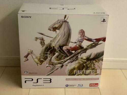 FINAL FANTASY XIII PS3 Lightning EDITION Working OK Accessory Set