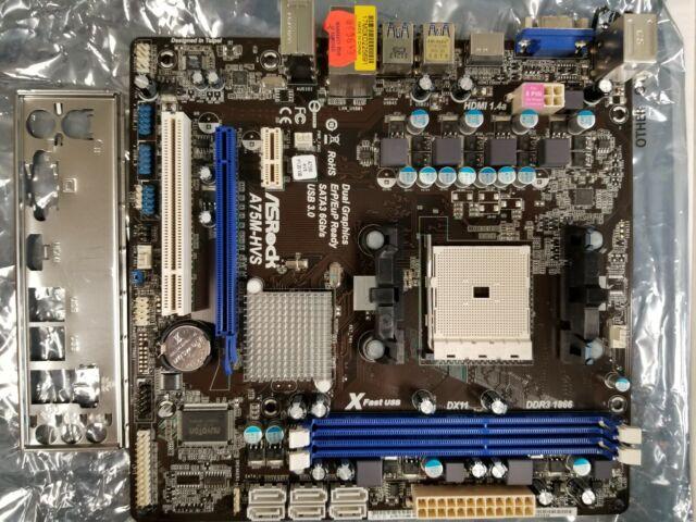 ASROCK A75M-ITX AMD VGA WINDOWS 7 X64 TREIBER