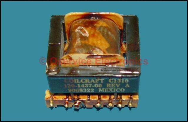 Tektronix 120-1437-00 Inverter Transformer COILCRAFT C1310 2400 Series  Oscopes
