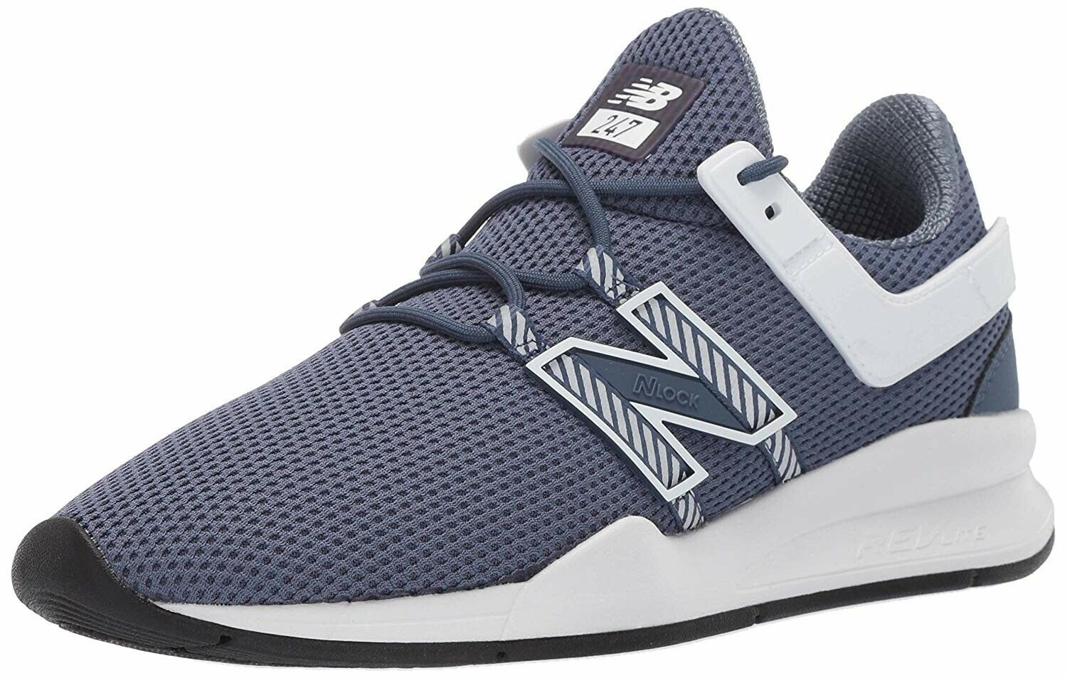New Balance 247v2 Deconstructed Athletic Sneakers shoes bluee MS247DEC