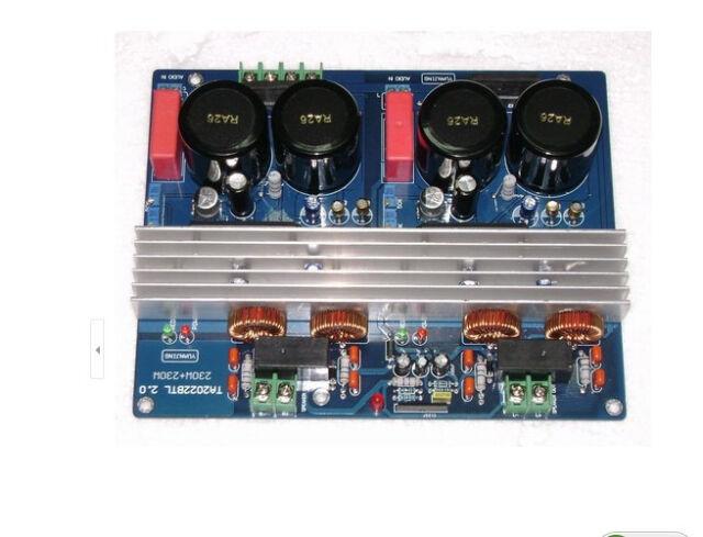 TA2022 BTL 2.0 Audio Power Amplifier board 180W+180W