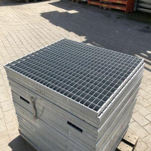 860 x 822 mm Gitterrost Gitterroste Gitter Laufgitter Lichtgitter Industrierost