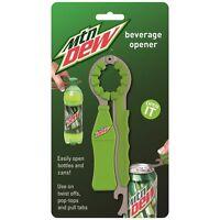 Jokari Mountain Dew 3 In 1 Beverage Opener - Bottle & Can Opener